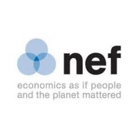 NEF is the UK's leading think tank promoting social, economic and environmental justice. It aims to transform the economy so that it works for people and the planet.