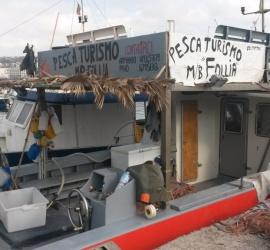 Pescaturismo - Pantelleria