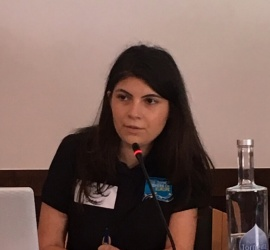 LIFE Coordinator, Laura Calinoiu