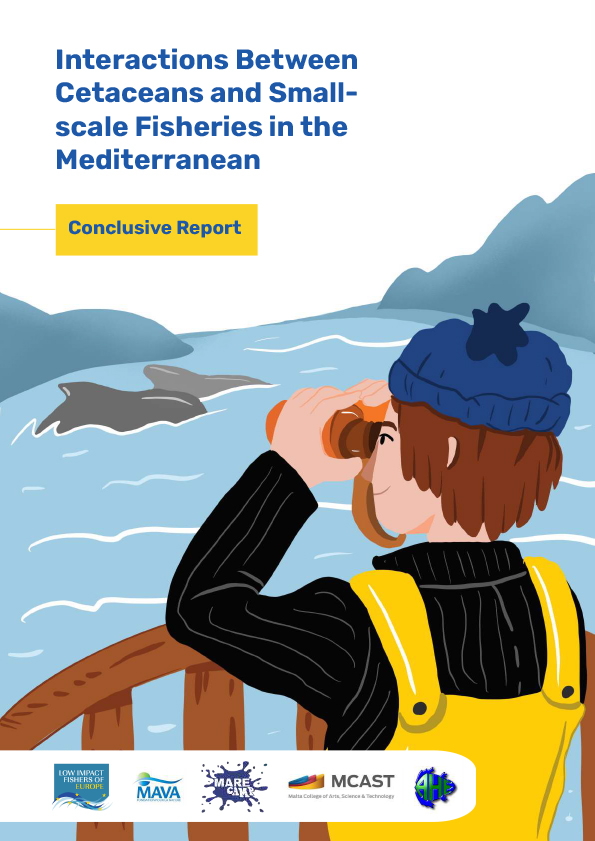 Interactions Between Cetaceans and Small-Scale Fisheries in the Mediterranean Sea: Conclusive Report