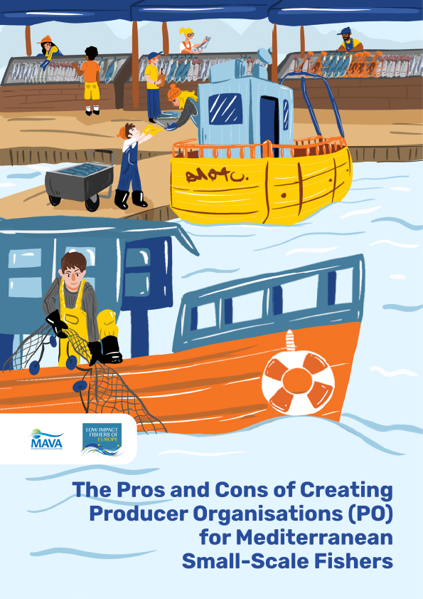 The Pros and Cons of Creating Producer organizations (PO) for Mediterranean Small Scale Fishers