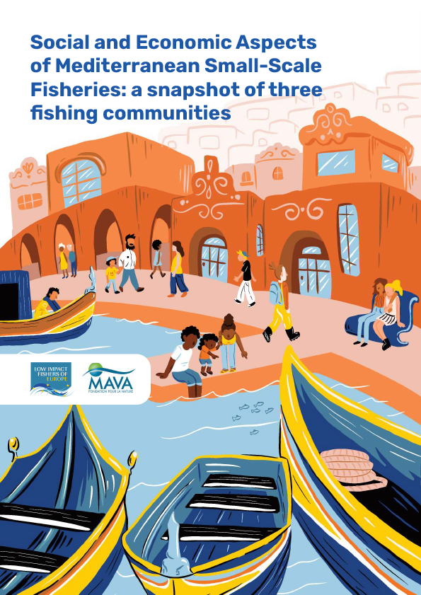 Social and Economic Aspects of Mediterranean Small-Scale Fisheries: a snapshot of three fishing communities