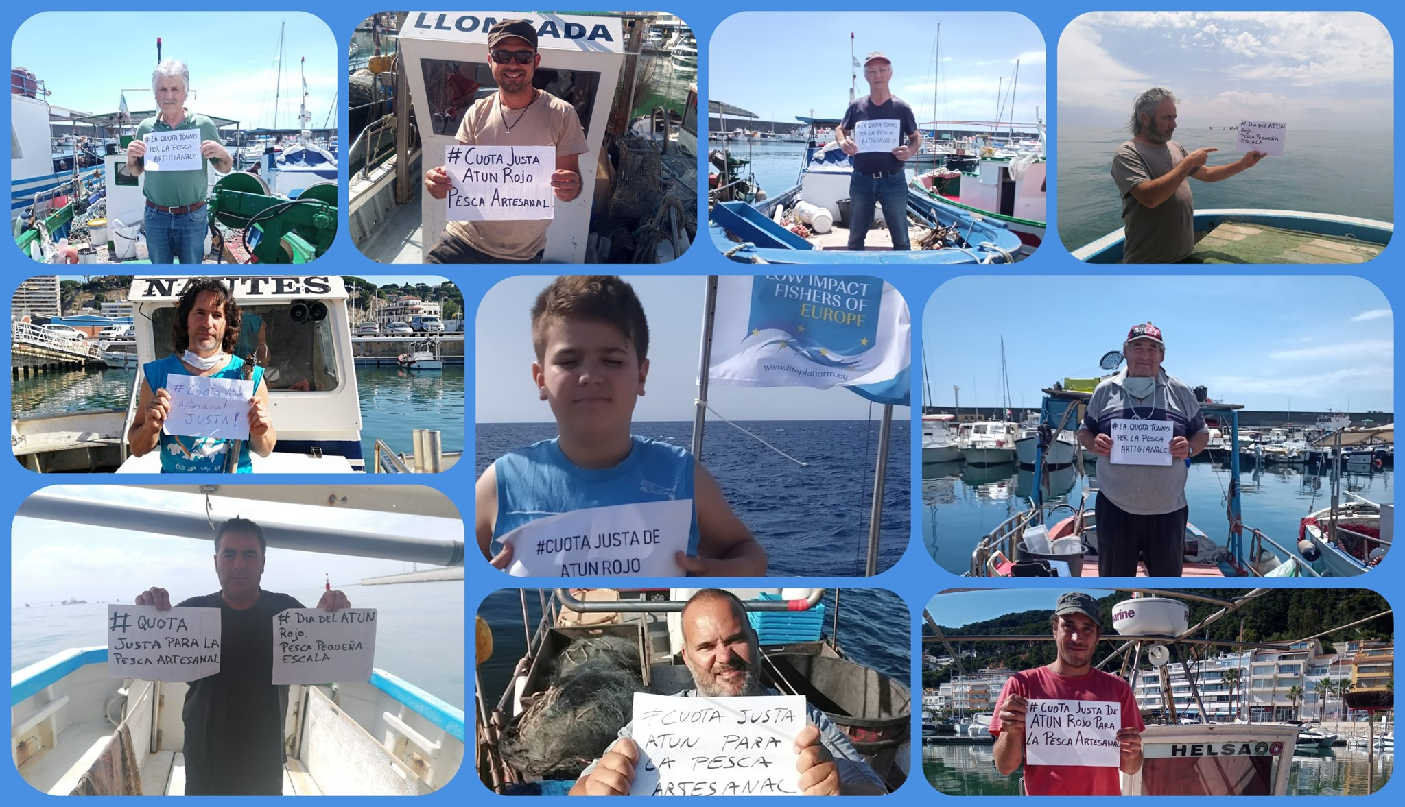 UNFAIR ALLOCATION OF BLUEFIN TUNA QUOTAS FOR SMALL SCALE FISHERS IS TAKEN TO COURT – Legal challenge in France will finally be heard